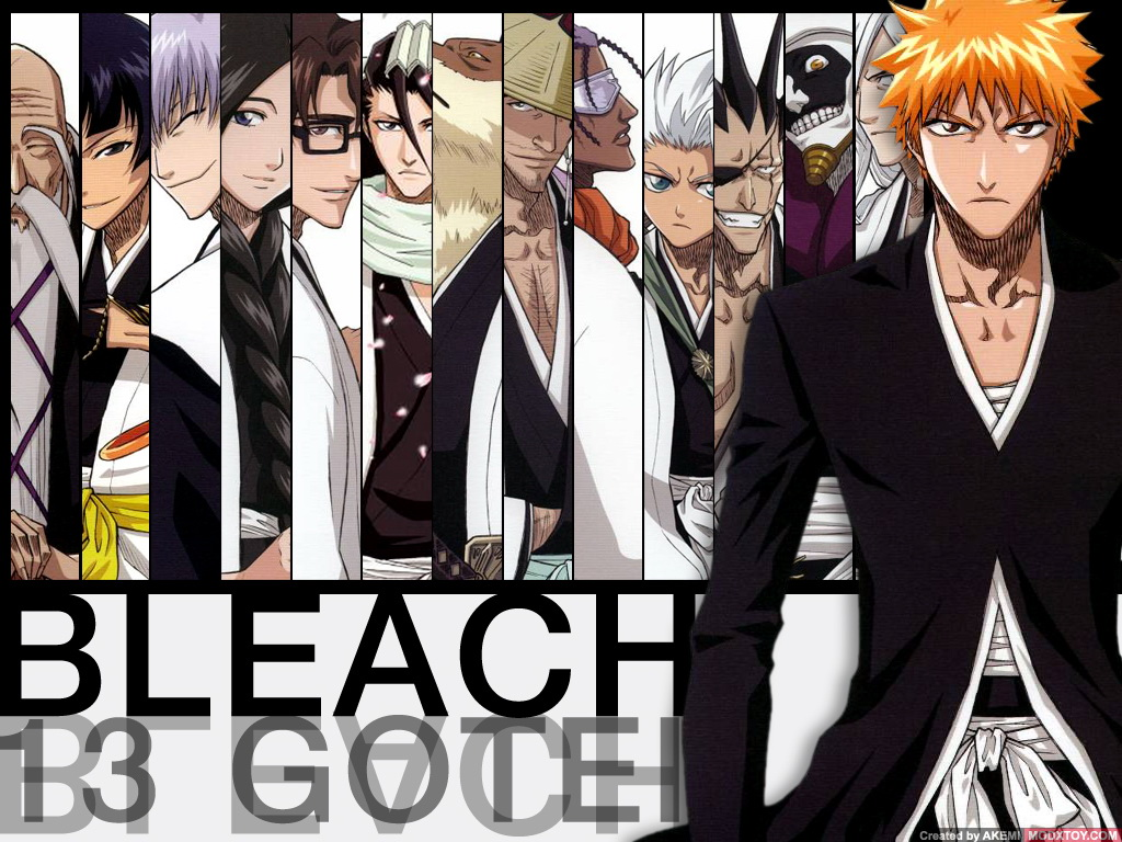 If You Havent Heard Of Bleach And Mistake It For A Form Cleaning Detergent Then Can Go Die But Just In Case Revolves Around Kurosaki