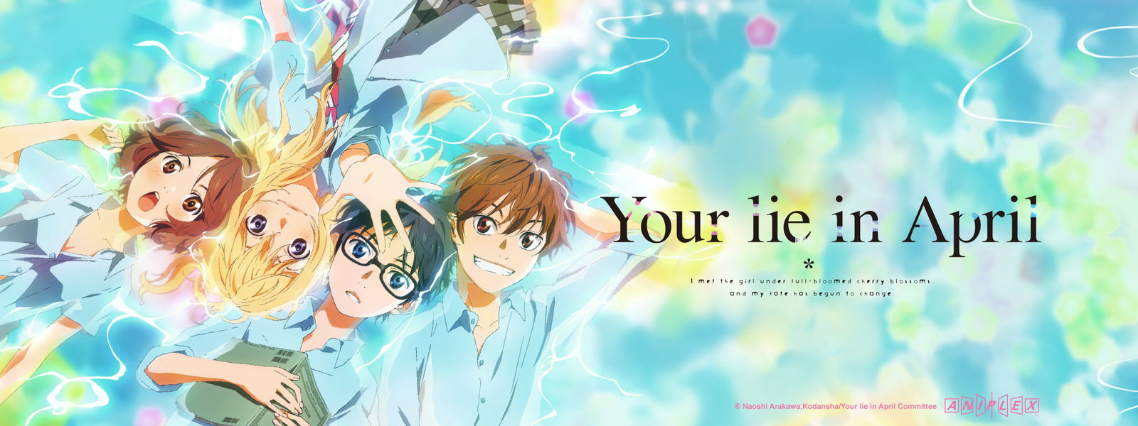 Tsubaki Your Lie April