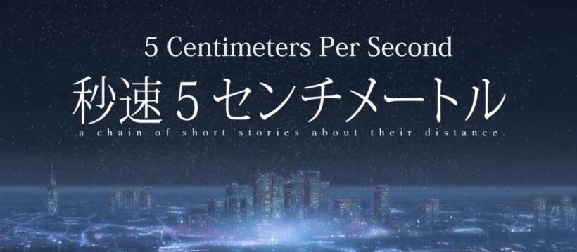 5 Centimeters