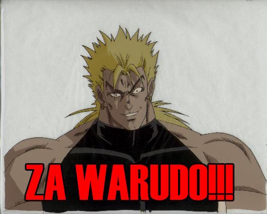 Za_warudo