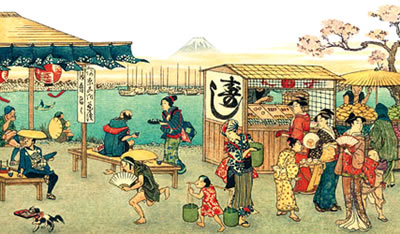 But Due To The Changes That Edo Period Has Brought Upon Japan Many Existing Social Hierarchies Like Samurai And War Priests Were Loosing Their