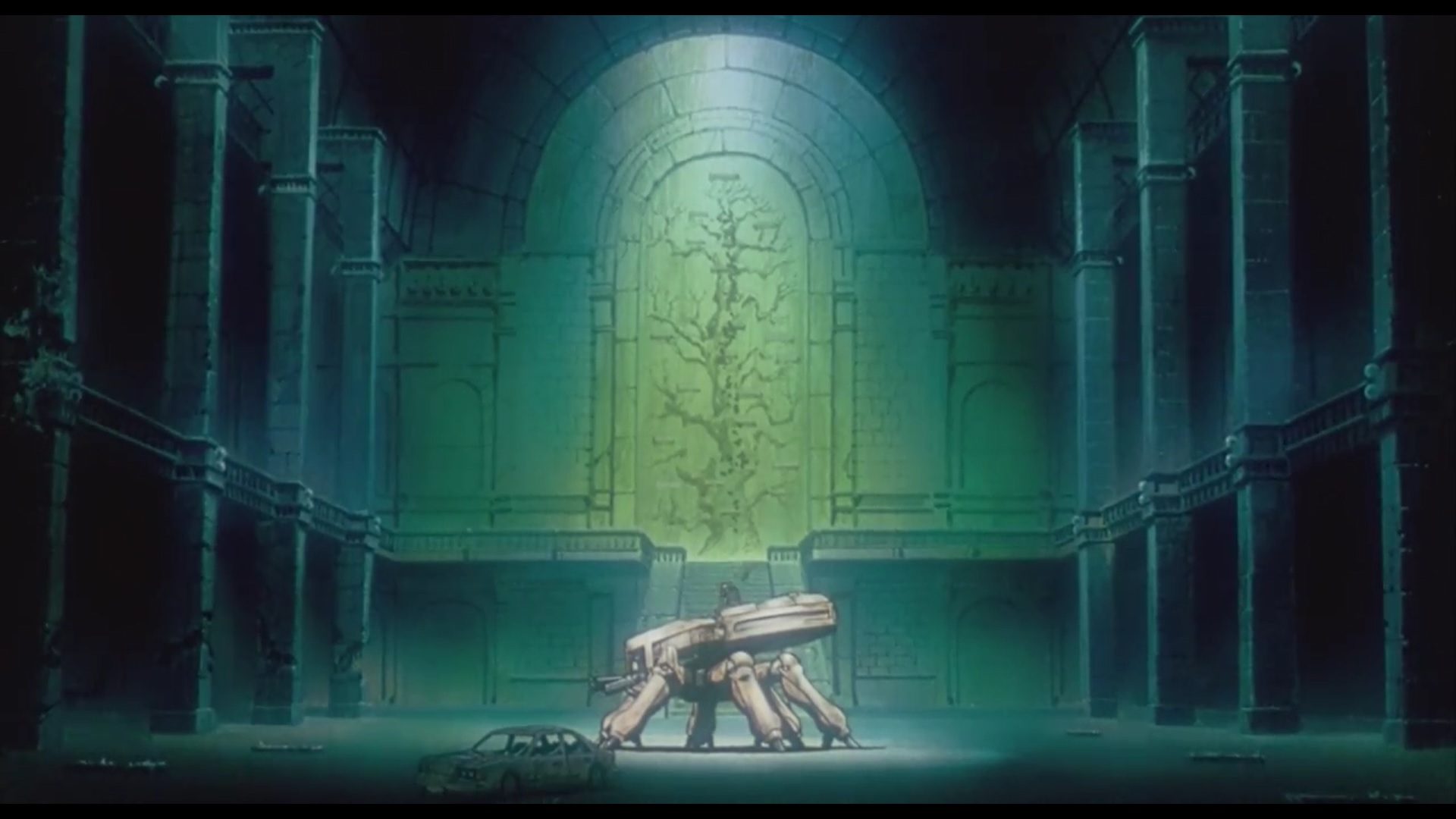 Ghost In The Shell 1995 Movie Review You Can T Teach New Dog