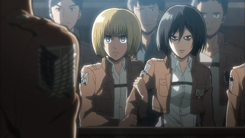 Mikasa_angry