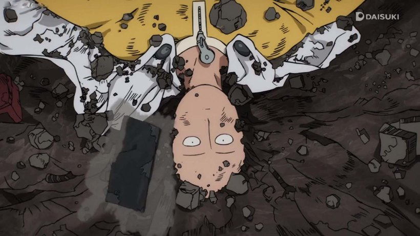 One Punch Man 1
