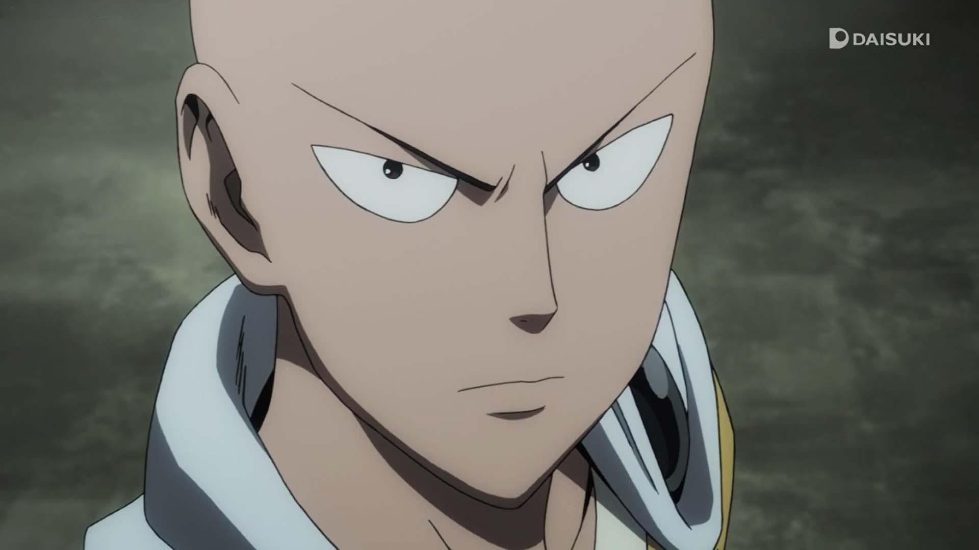Saitama – Daniel Sees Anime